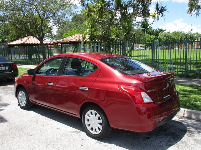 2017 Nissan Versa Sedan S Miami, Florida 2
