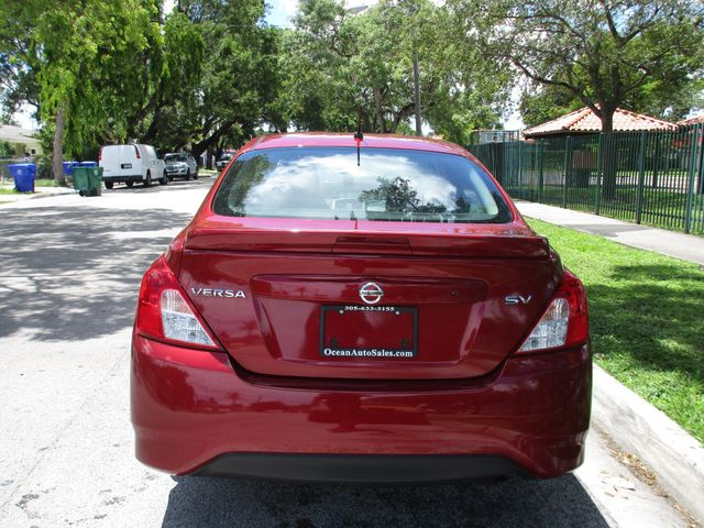 2017 Nissan Versa Sedan S Miami, Florida 3
