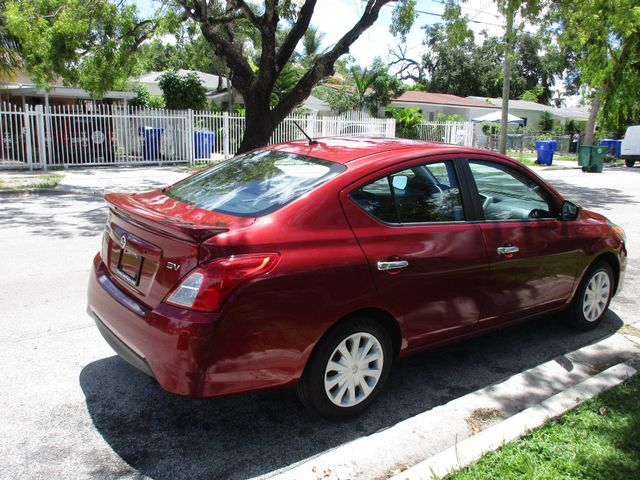 2017 Nissan Versa Sedan S Miami, Florida 4