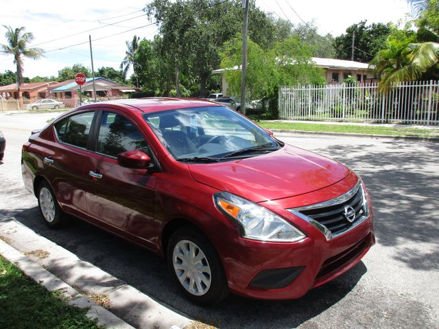 2017 Nissan Versa Sedan S Miami, Florida 5