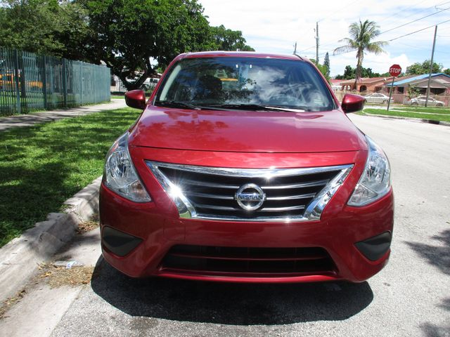 2017 Nissan Versa Sedan S Miami, Florida 6