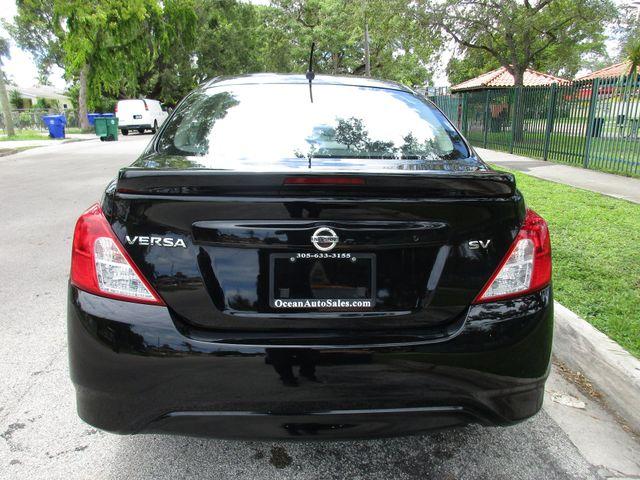 2017 Nissan Versa Sedan SV Miami, Florida 2
