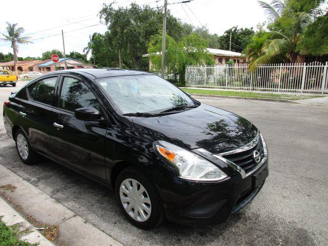 2017 Nissan Versa Sedan SV Miami, Florida 6
