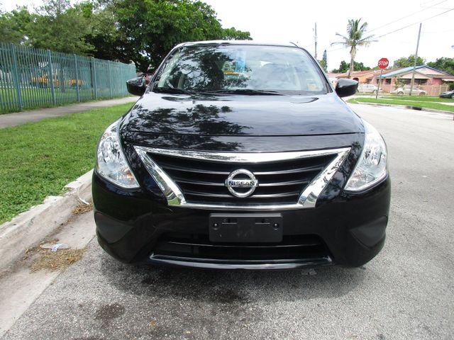 2017 Nissan Versa Sedan SV Miami, Florida 7
