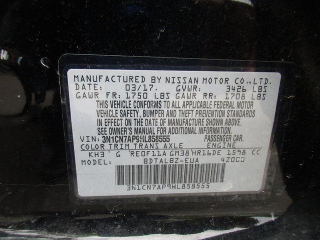 2017 Nissan Versa Sedan SV Miami, Florida 10