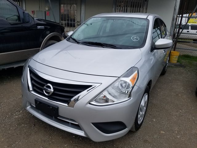 2017 Nissan Versa Sedan S Plus in Orland, CA 95963