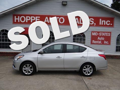 2017 Nissan Versa Sedan SL   Paragould, Arkansas   Hoppe Auto Sales, Inc. in Paragould, Arkansas