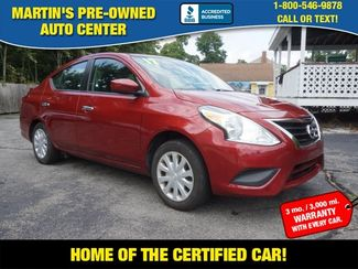 2017 Nissan Versa Sedan SV in Whitman, MA 02382