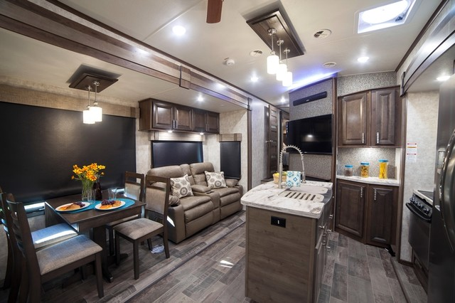 2017 Open Range 3X 309RLS Mandan, North Dakota 4