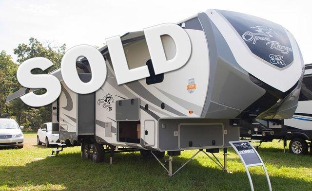 2017 Open Range 3X 309RLS Mandan, North Dakota
