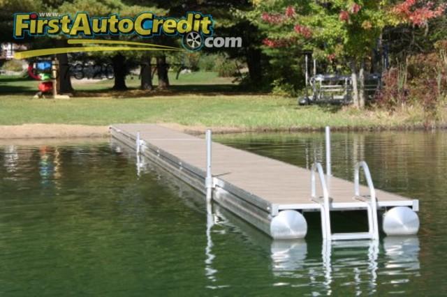 2017 Paddle King 40' x 6' Dock