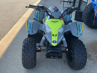 2017 Polaris Outlaw 50 Lime Squeeze    Little Rock, AR   Great American Auto, LLC in Little Rock AR AR