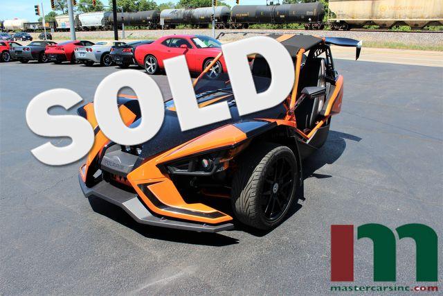 2017 Polaris Slingshot SLR AutoCycle | Granite City, Illinois | MasterCars Company Inc. in Granite City Illinois