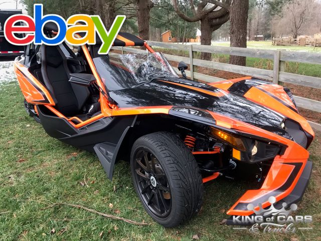2017 Polaris Slingshot Slr MINT ONLY 300 MILES MUST SEE in Woodbury, New Jersey 08093