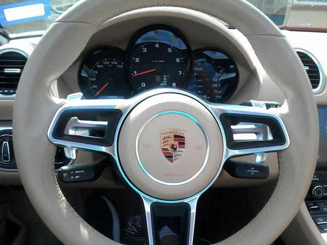 2017 Porsche 718 Boxster in San Antonio, Texas 78006