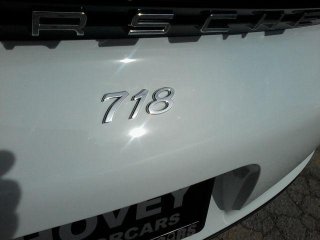 2017 Porsche 718 Boxster Boerne, Texas 14