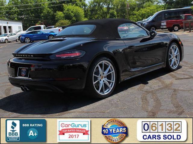 "2017 Porsche 718 Boxster NAV - PREMIUM PKG PLUS - 20"" CARRERA S WHEELS! Mooresville , NC 2"