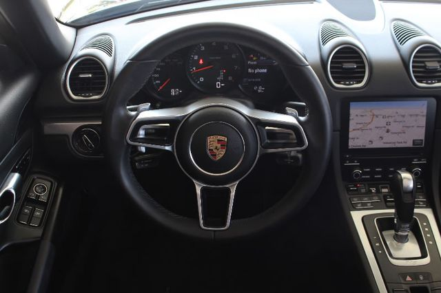 "2017 Porsche 718 Boxster NAV - PREMIUM PKG PLUS - 20"" CARRERA S WHEELS! Mooresville , NC 4"