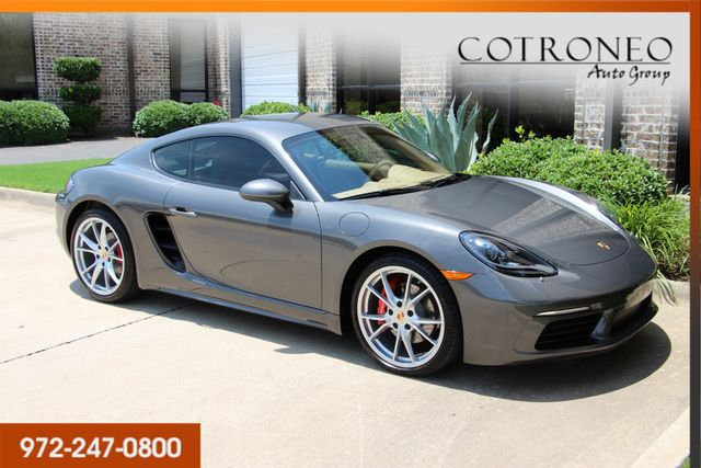 2017 Porsche 718 Cayman S in Addison TX, 75001