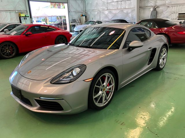 2017 Porsche 718 Cayman S Longwood, FL 6