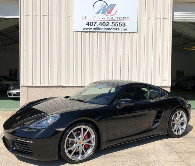 2017 Porsche 718 Cayman S Longwood, FL 35