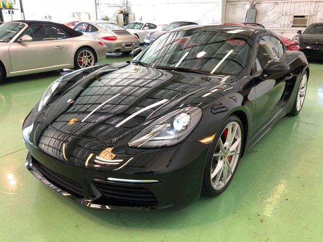 2017 Porsche 718 Cayman S Longwood, FL 5