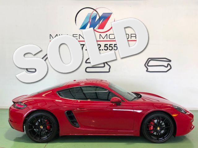 2017 Porsche 718 Cayman S Longwood, FL 0