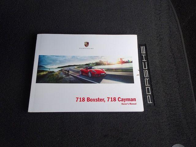 2017 Porsche 718 Cayman Base Madison, NC 35