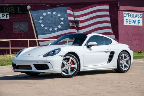 2017 Porsche 718 Cayman S Coupe in Wylie, TX
