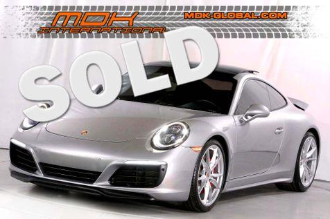 2017 Porsche 911 Carrera 4S - ORIGINAL MSRP OF $142K in Los Angeles