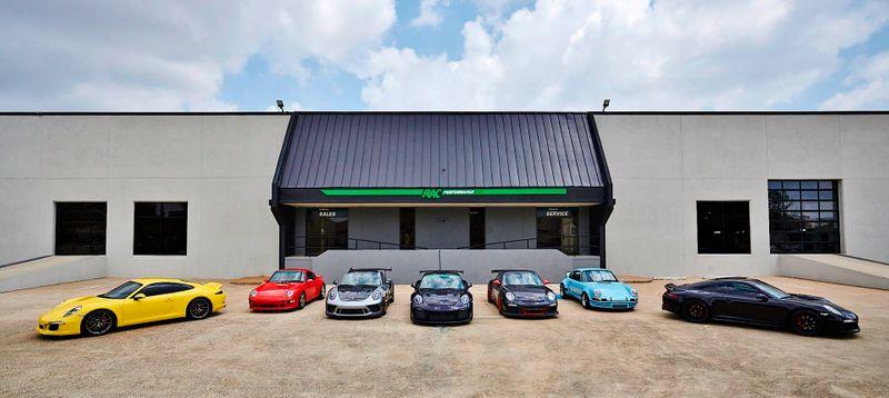 2017 Porsche 911 Carrera in Carrollton, TX