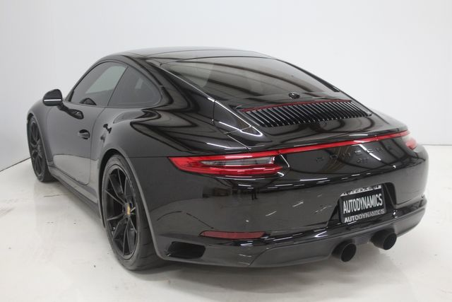 2017 Porsche 911 Manual Carrera 4S Houston, Texas 12