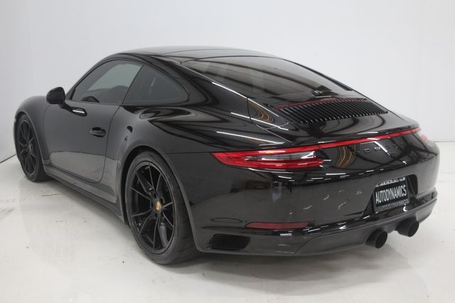 2017 Porsche 911 Manual Carrera 4S Houston, Texas 13