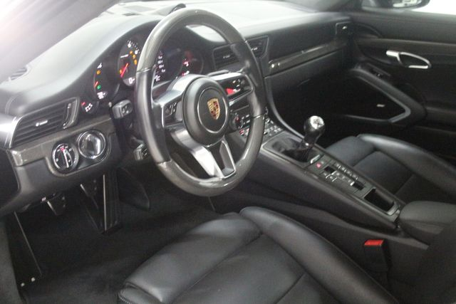 2017 Porsche 911 Manual Carrera 4S Houston, Texas 17