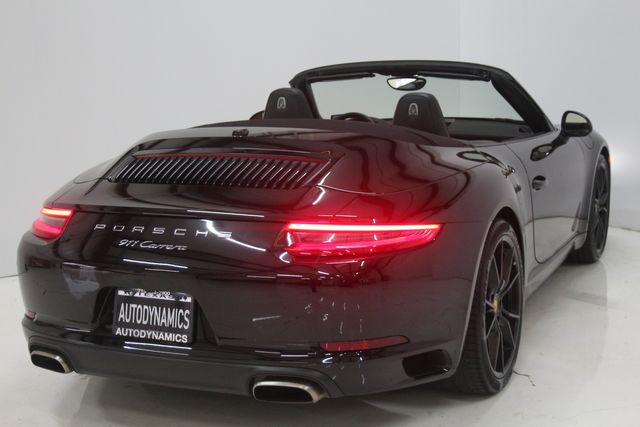 2017 Porsche 911 Carrera Cab Houston, Texas 17