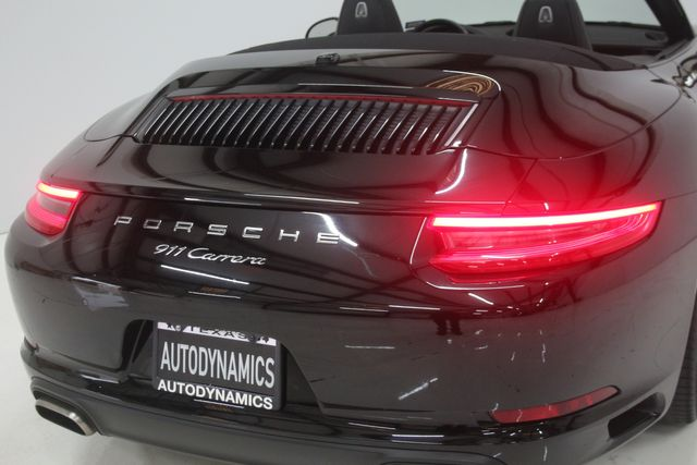 2017 Porsche 911 Carrera Cab Houston, Texas 18