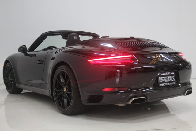 2017 Porsche 911 Carrera Cab Houston, Texas 21