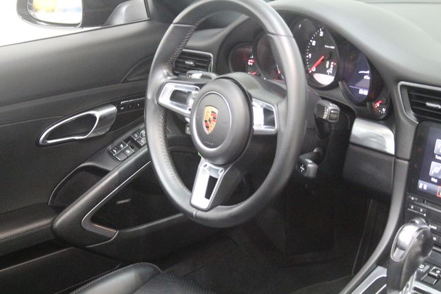 2017 Porsche 911 Carrera Cab Houston, Texas 32