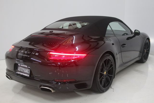 2017 Porsche 911 Carrera Cab Houston, Texas 39