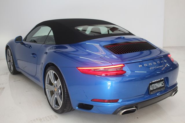 2017 Porsche 911 Carrera Houston, Texas 16