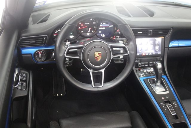 2017 Porsche 911 Carrera Houston, Texas 20