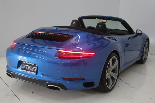 2017 Porsche 911 Carrera Houston, Texas 8