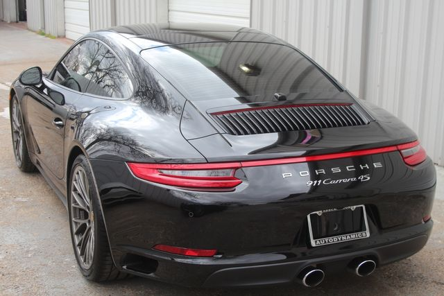 2017 Porsche 911 Carrera 4S Houston, Texas 10