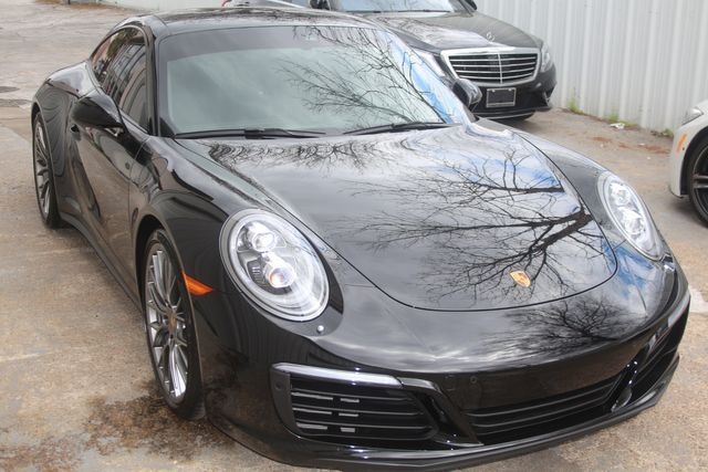 2017 Porsche 911 Carrera 4S Houston, Texas 4