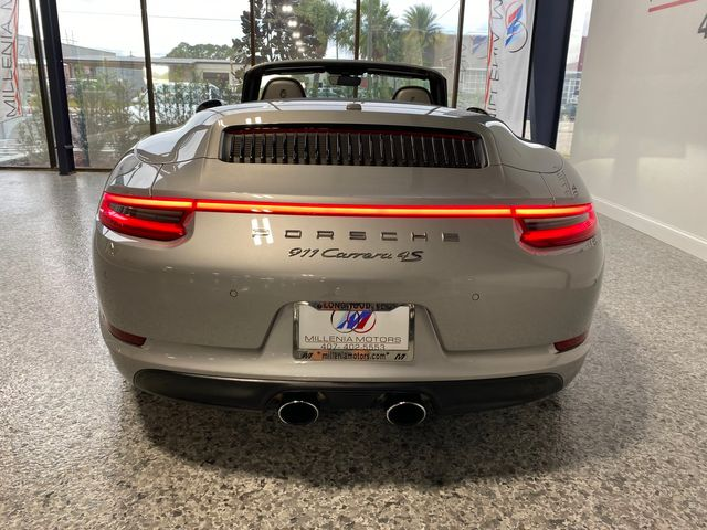 2017 Porsche 911 Carrera 4S Longwood, FL 5