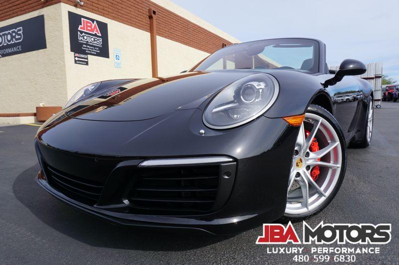 2017 Porsche 911 Carrera S Convertible 1 Owner Car ~ ONLY 5k MILES! | MESA, AZ | JBA MOTORS in MESA AZ