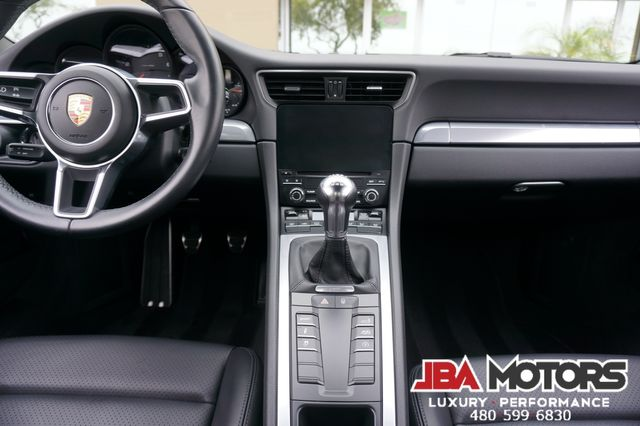 2017 Porsche 911 Carrera Coupe ~ 7 Speed Manual Transmission in Mesa, AZ 85202
