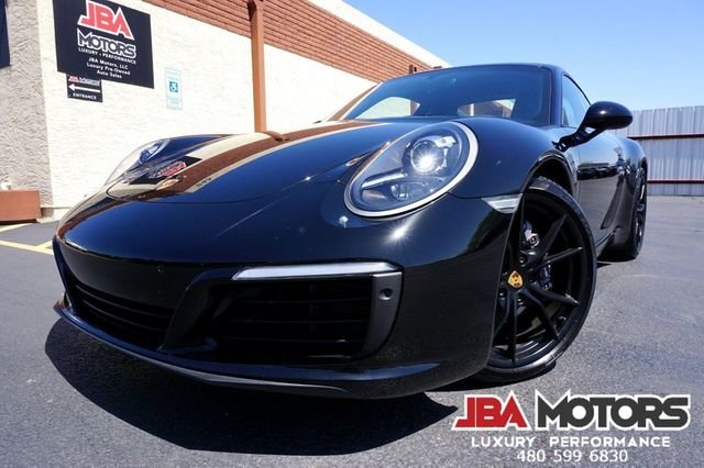 2017 Porsche 911 Carrera Coupe 991 ~ Highly Optioned ~ Must See