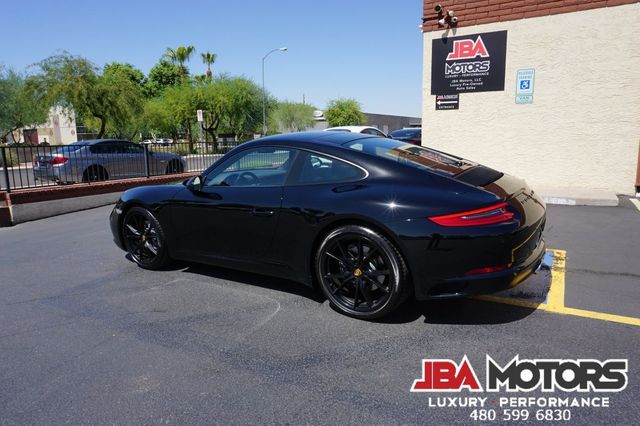 2017 Porsche 911 Carrera Coupe 991 ~ Highly Optioned ~ Must See in Mesa, AZ 85202