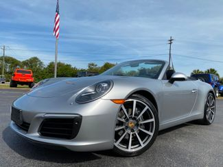 2017 Porsche 911 911 CABRIOLET SPORT CHRONO GT SILVER LOADED   Florida  Bayshore Automotive   in , Florida